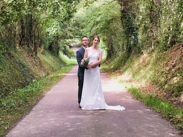 Le mariage de Florian et Pauline à Mandeville-en-Bessin, Calvados 35