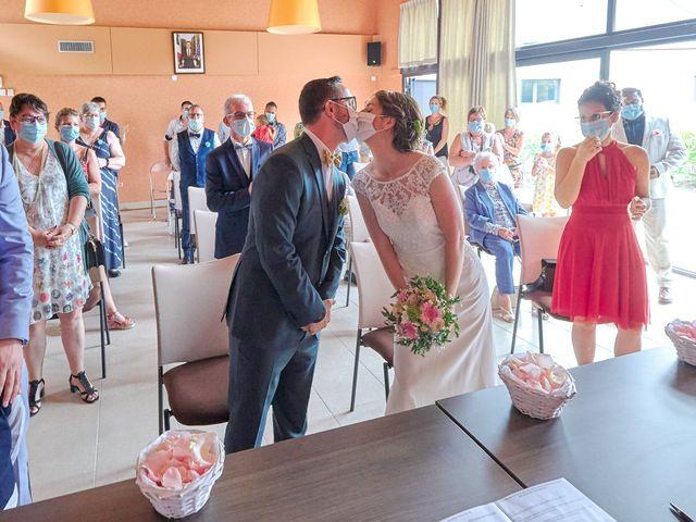 Le mariage de Florian et Pauline à Mandeville-en-Bessin, Calvados 44