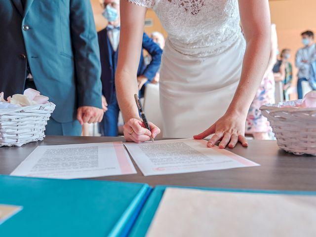 Le mariage de Florian et Pauline à Mandeville-en-Bessin, Calvados 47