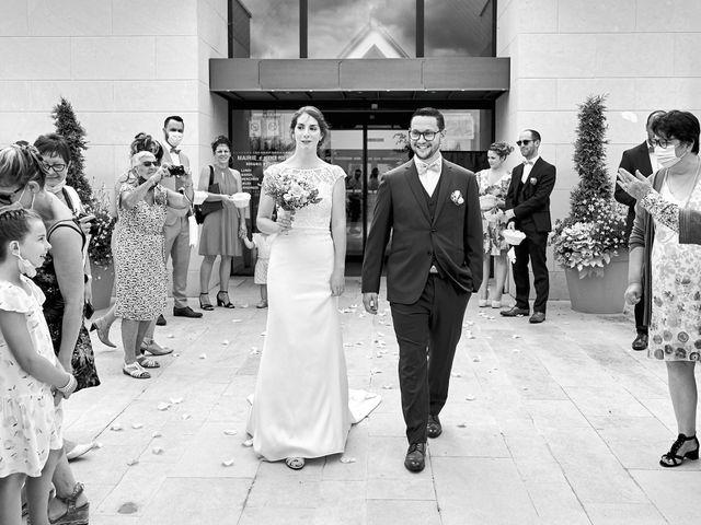 Le mariage de Florian et Pauline à Mandeville-en-Bessin, Calvados 50