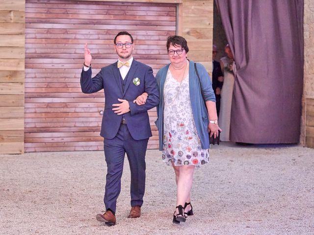 Le mariage de Florian et Pauline à Mandeville-en-Bessin, Calvados 68