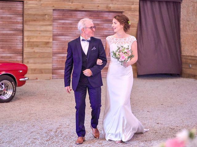 Le mariage de Florian et Pauline à Mandeville-en-Bessin, Calvados 69