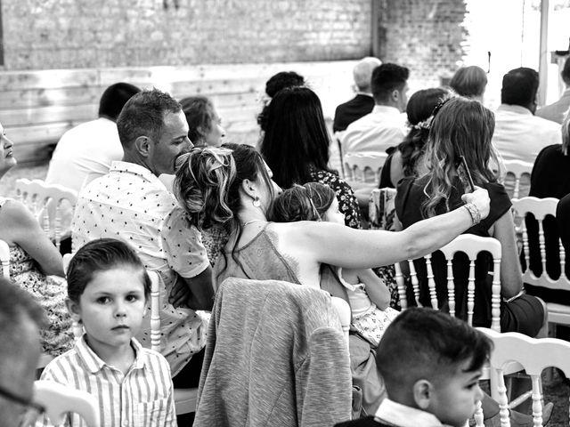 Le mariage de Florian et Pauline à Mandeville-en-Bessin, Calvados 72