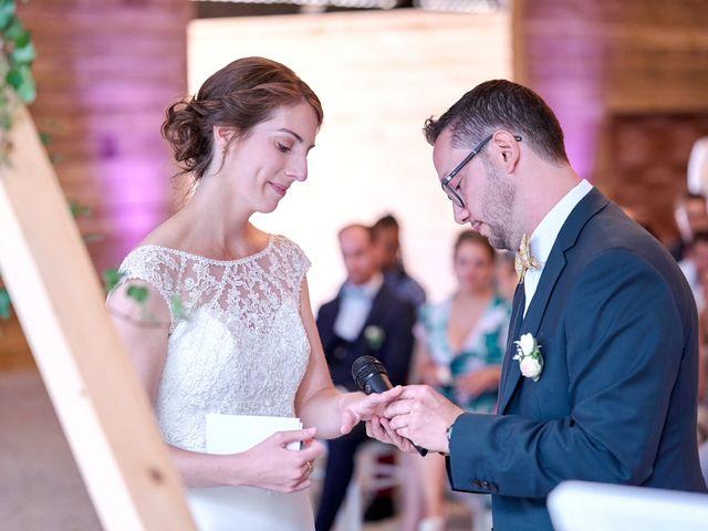 Le mariage de Florian et Pauline à Mandeville-en-Bessin, Calvados 77