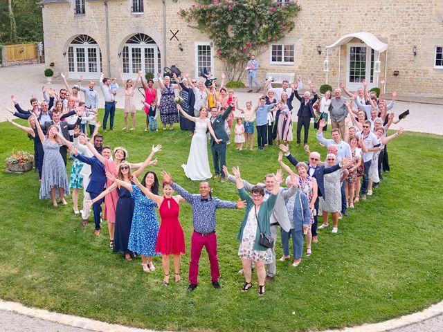 Le mariage de Florian et Pauline à Mandeville-en-Bessin, Calvados 84