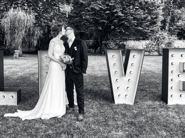 Le mariage de Florian et Pauline à Mandeville-en-Bessin, Calvados 93