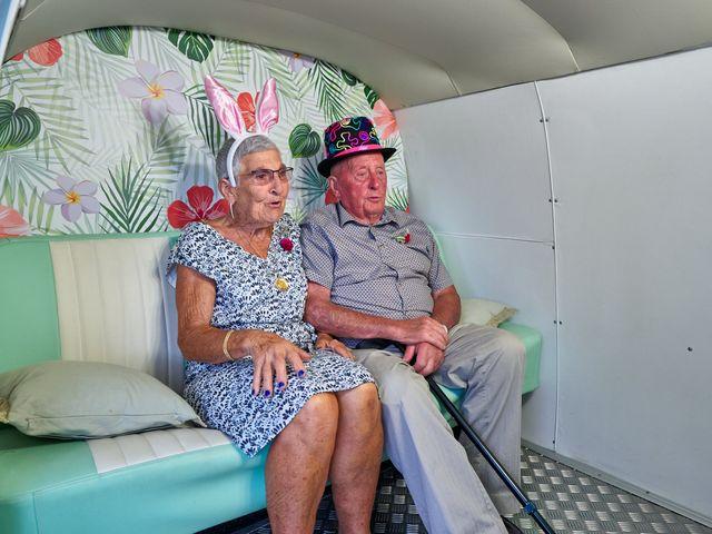 Le mariage de Florian et Pauline à Mandeville-en-Bessin, Calvados 95