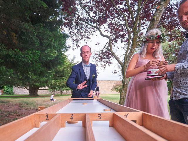 Le mariage de Florian et Pauline à Mandeville-en-Bessin, Calvados 101