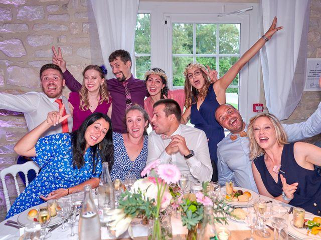 Le mariage de Florian et Pauline à Mandeville-en-Bessin, Calvados 115