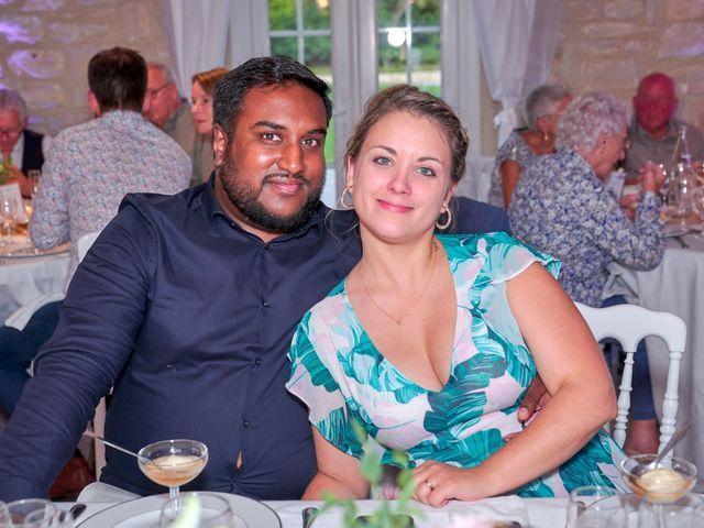 Le mariage de Florian et Pauline à Mandeville-en-Bessin, Calvados 118
