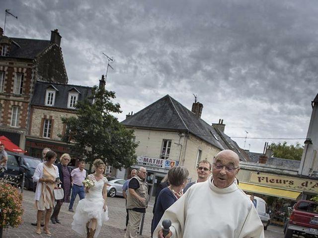 Le mariage de Benjamin et Charline à Isigny-sur-Mer, Calvados 7