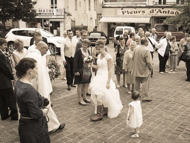Le mariage de Benjamin et Charline à Isigny-sur-Mer, Calvados 8