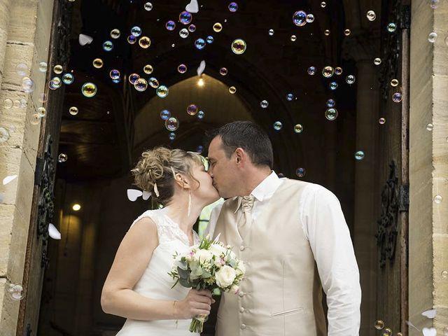 Le mariage de Benjamin et Charline à Isigny-sur-Mer, Calvados 12