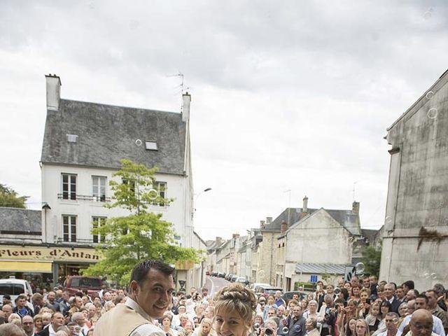 Le mariage de Benjamin et Charline à Isigny-sur-Mer, Calvados 13