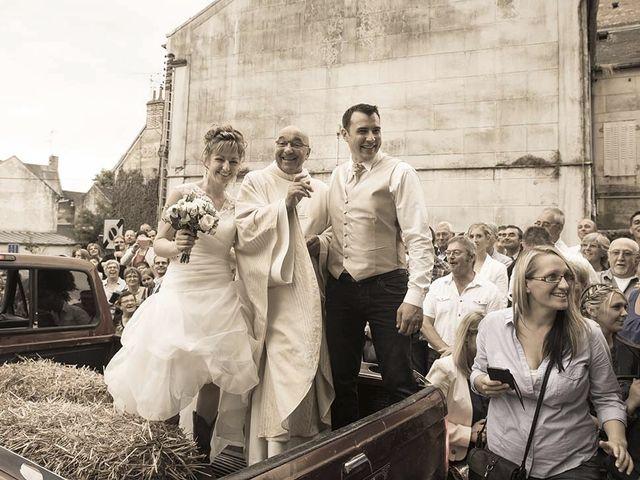 Le mariage de Benjamin et Charline à Isigny-sur-Mer, Calvados 14