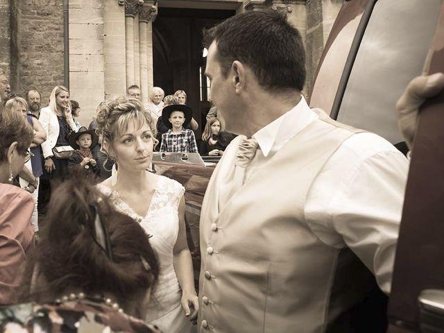Le mariage de Benjamin et Charline à Isigny-sur-Mer, Calvados 16