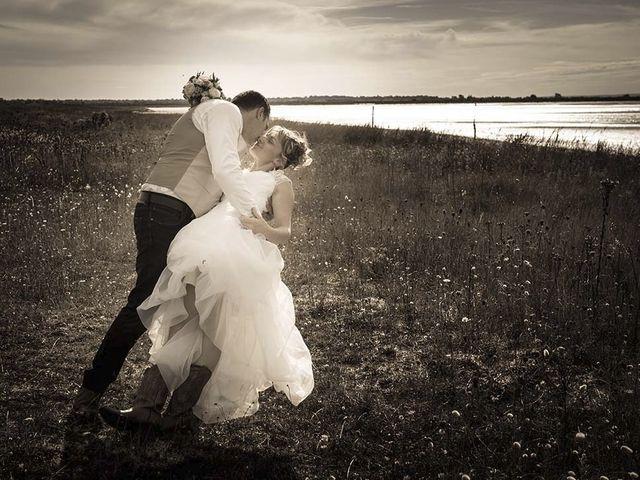Le mariage de Benjamin et Charline à Isigny-sur-Mer, Calvados 24