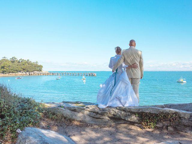 Le mariage de Alexandre et Laetitia à Saint-Jean-de-Monts, Vendée 2