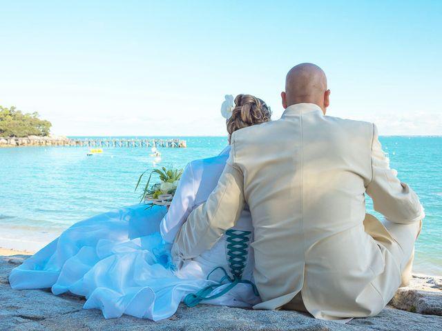 Le mariage de Alexandre et Laetitia à Saint-Jean-de-Monts, Vendée 1