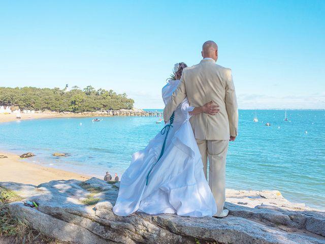 Le mariage de Alexandre et Laetitia à Saint-Jean-de-Monts, Vendée 4