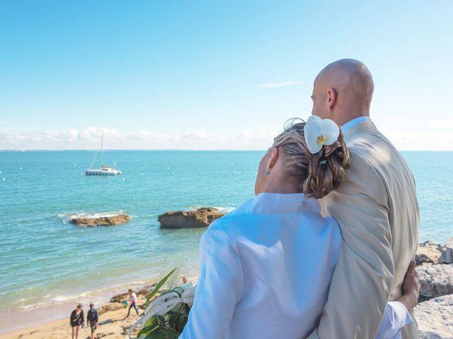 Le mariage de Alexandre et Laetitia à Saint-Jean-de-Monts, Vendée 5