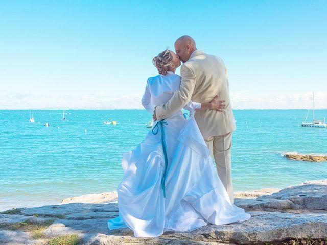 Le mariage de Alexandre et Laetitia à Saint-Jean-de-Monts, Vendée 7