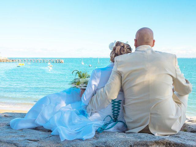 Le mariage de Alexandre et Laetitia à Saint-Jean-de-Monts, Vendée 11