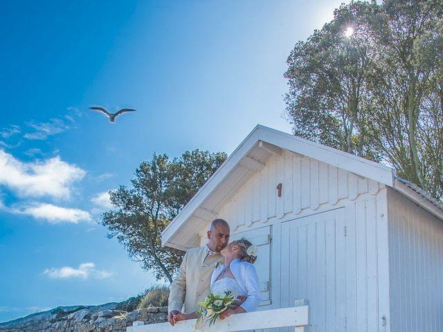 Le mariage de Alexandre et Laetitia à Saint-Jean-de-Monts, Vendée 15