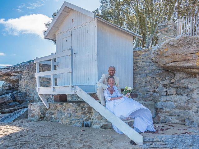 Le mariage de Alexandre et Laetitia à Saint-Jean-de-Monts, Vendée 17
