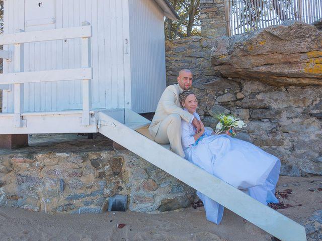 Le mariage de Alexandre et Laetitia à Saint-Jean-de-Monts, Vendée 19