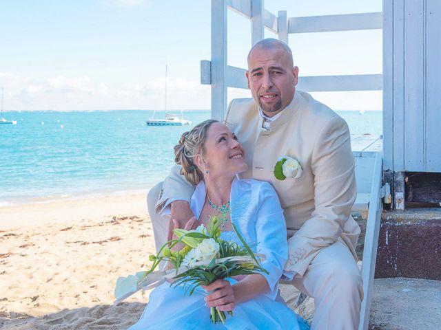Le mariage de Alexandre et Laetitia à Saint-Jean-de-Monts, Vendée 20
