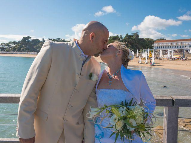 Le mariage de Alexandre et Laetitia à Saint-Jean-de-Monts, Vendée 26