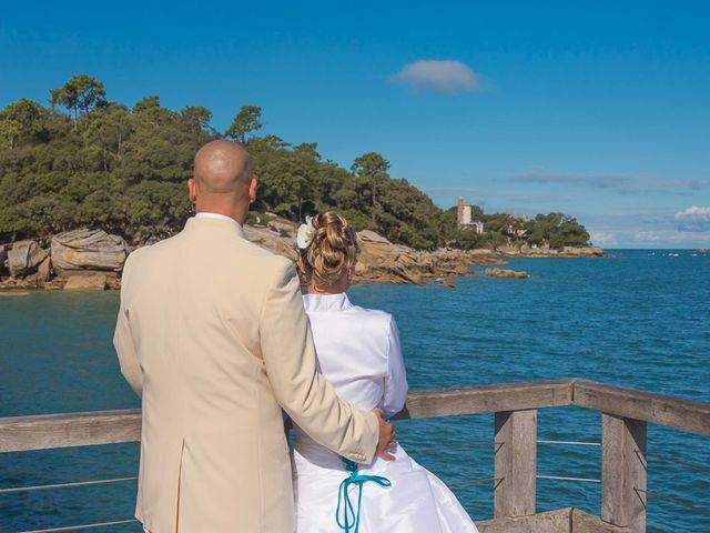 Le mariage de Alexandre et Laetitia à Saint-Jean-de-Monts, Vendée 27