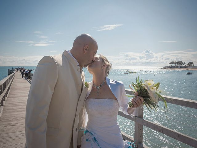 Le mariage de Alexandre et Laetitia à Saint-Jean-de-Monts, Vendée 41