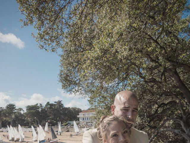 Le mariage de Alexandre et Laetitia à Saint-Jean-de-Monts, Vendée 42