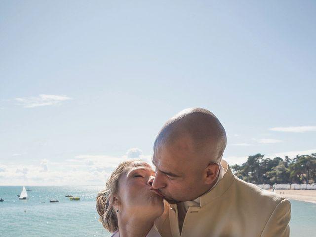 Le mariage de Alexandre et Laetitia à Saint-Jean-de-Monts, Vendée 45