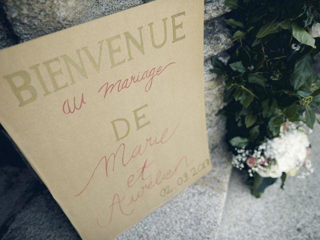 Le mariage de Aurélien et Marie à Limoges, Haute-Vienne 2