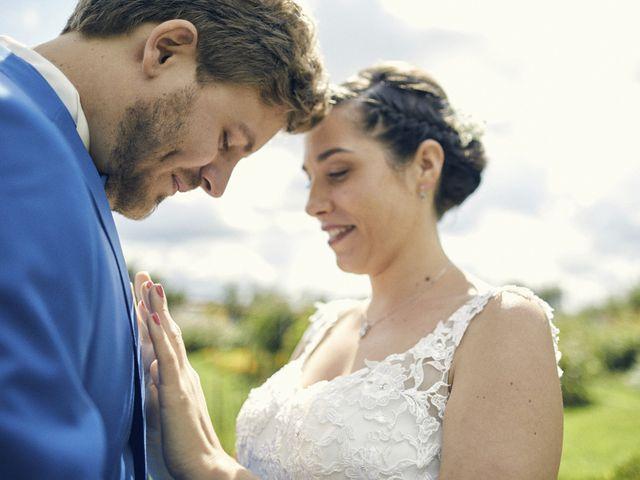 Le mariage de Marie et Aurélien