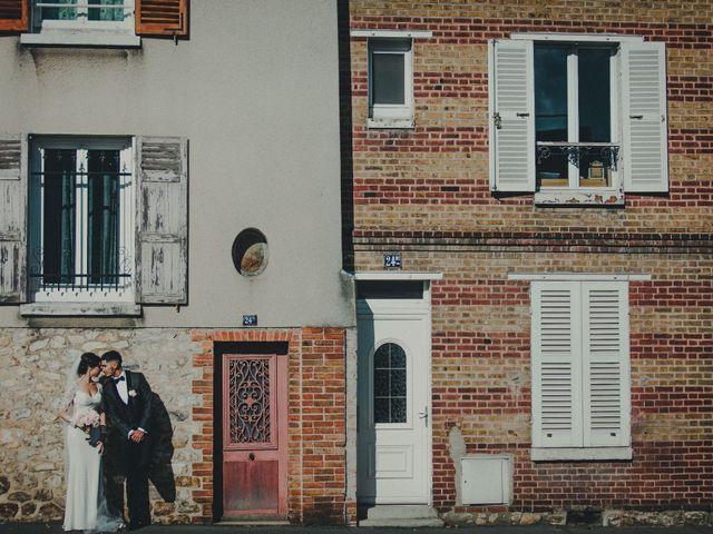 Le mariage de Mom et Lisa à Paris, Paris 9