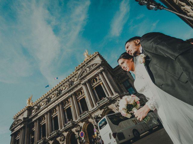 Le mariage de Mom et Lisa à Paris, Paris 10