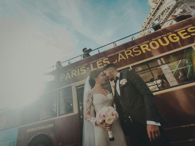 Le mariage de Mom et Lisa à Paris, Paris 12