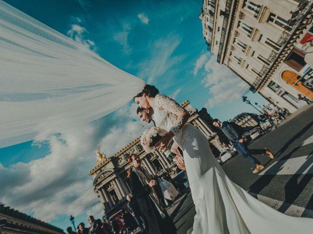 Le mariage de Mom et Lisa à Paris, Paris 14