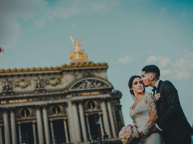 Le mariage de Mom et Lisa à Paris, Paris 15
