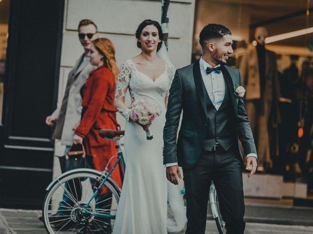 Le mariage de Mom et Lisa à Paris, Paris 17