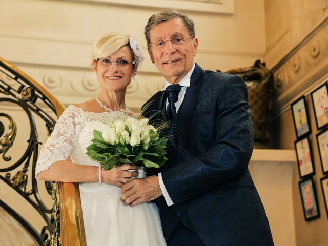 Le mariage de Noëlle et Thierry