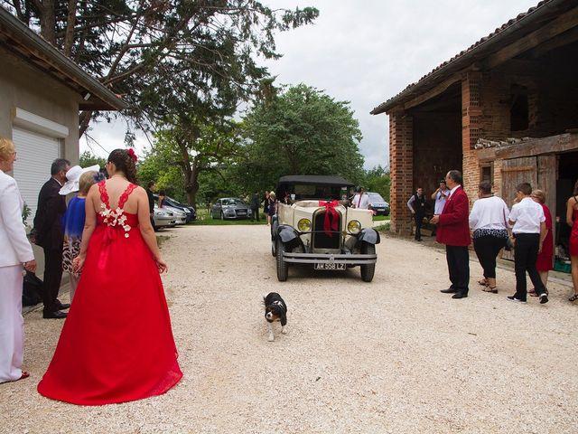 Le mariage de Christophe et Lucie à Aucamville, Haute-Garonne 9