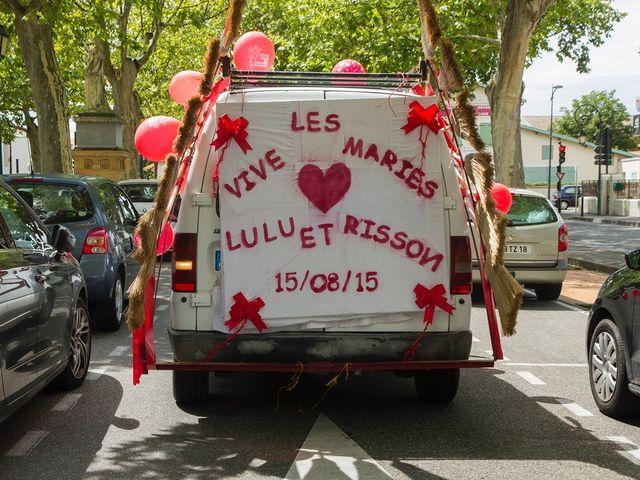 Le mariage de Christophe et Lucie à Aucamville, Haute-Garonne 14