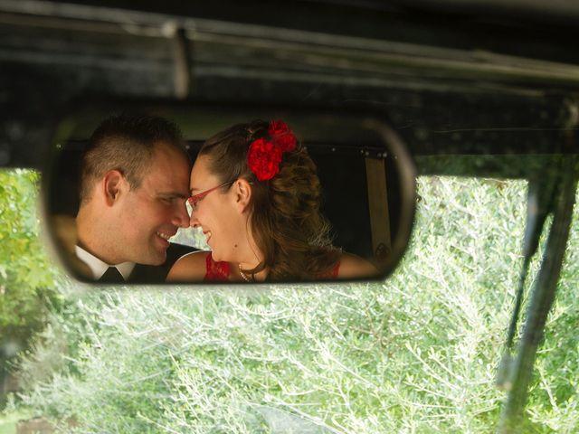 Le mariage de Christophe et Lucie à Aucamville, Haute-Garonne 20