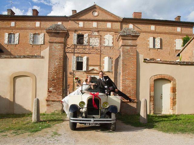 Le mariage de Christophe et Lucie à Aucamville, Haute-Garonne 36