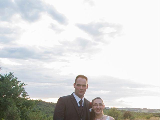 Le mariage de Christophe et Lucie à Aucamville, Haute-Garonne 37